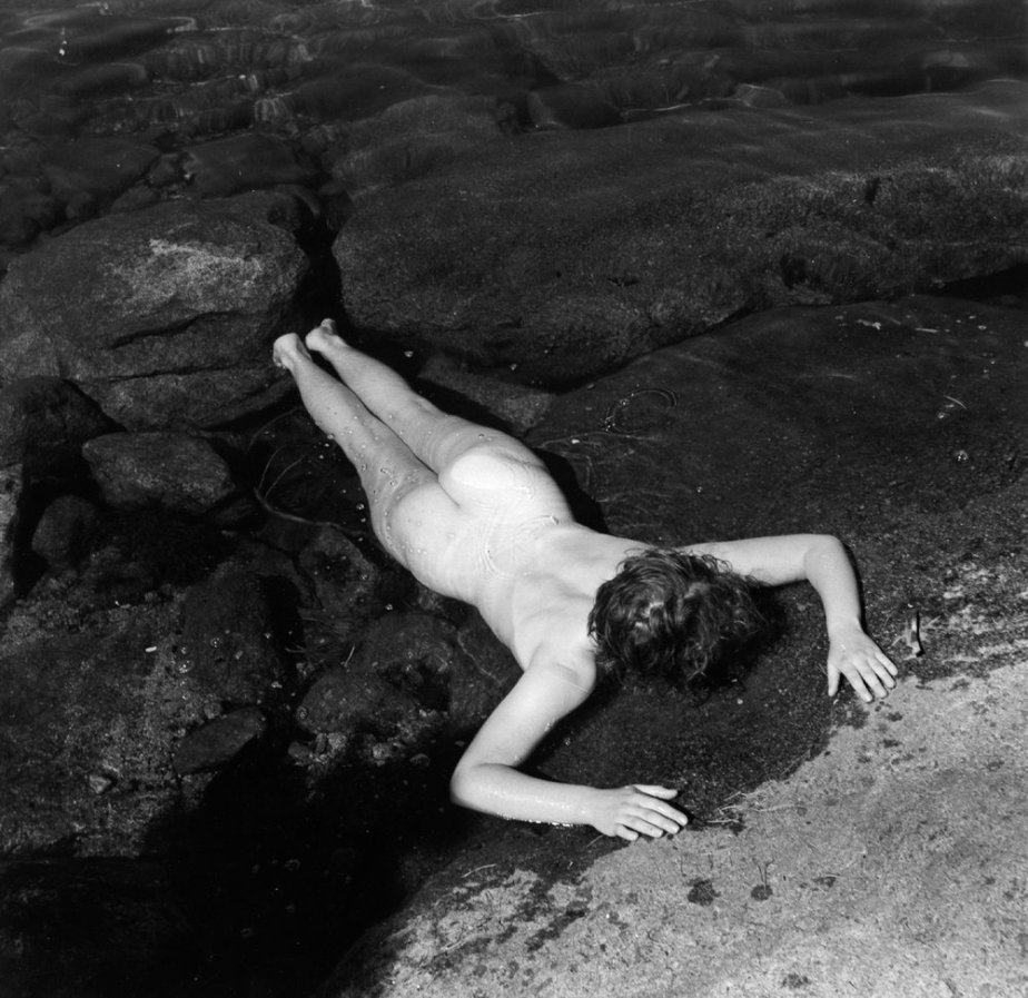 Jane Foster, Lake Tenaya, 1939