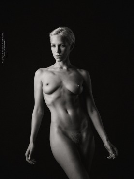 Lilith. A ligting test shot from a tutored session