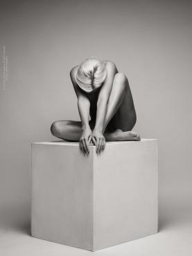 Lilith Etch - figure nude 2